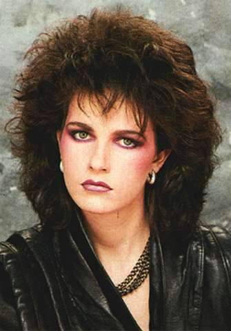 80s style hair and makeup 80s makeup to the max like totally 80s 2035