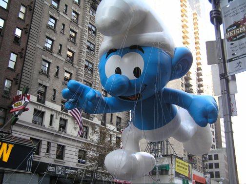 smurf-balloon