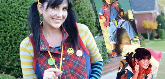 80s Party Costume Ideas: Punky Brewster