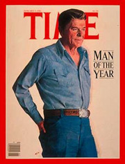 1980: Ronald Reagan