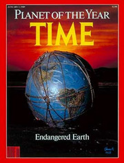 "1988: Endangered Earth (""Planet of the Year"")"