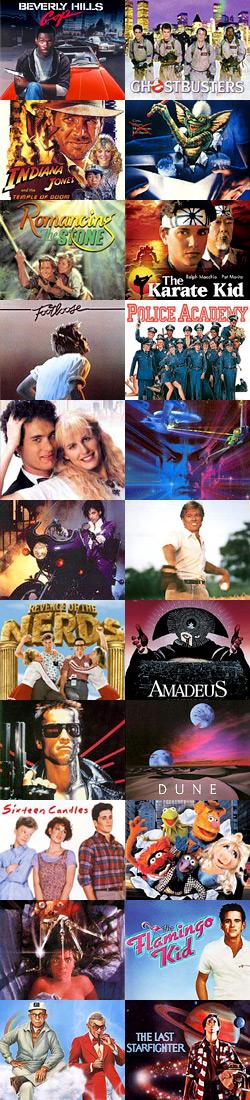 1984 Movies