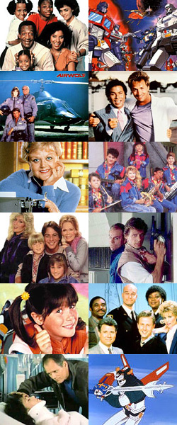 1984 TV Shows