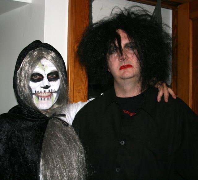 Robert Smith Costume
