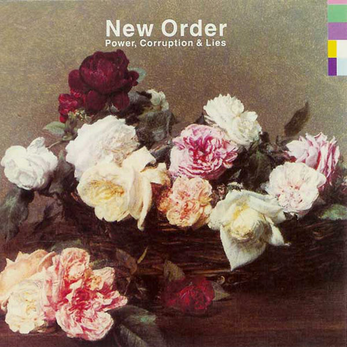 New Order's Power, Corruption & Lies album