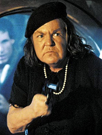 "Anne Ramsey as ""Ma Fratelli"" in The Goonies"
