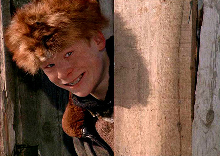 "Zack Ward as ""Scut Farkas"" in A Christmas Story"