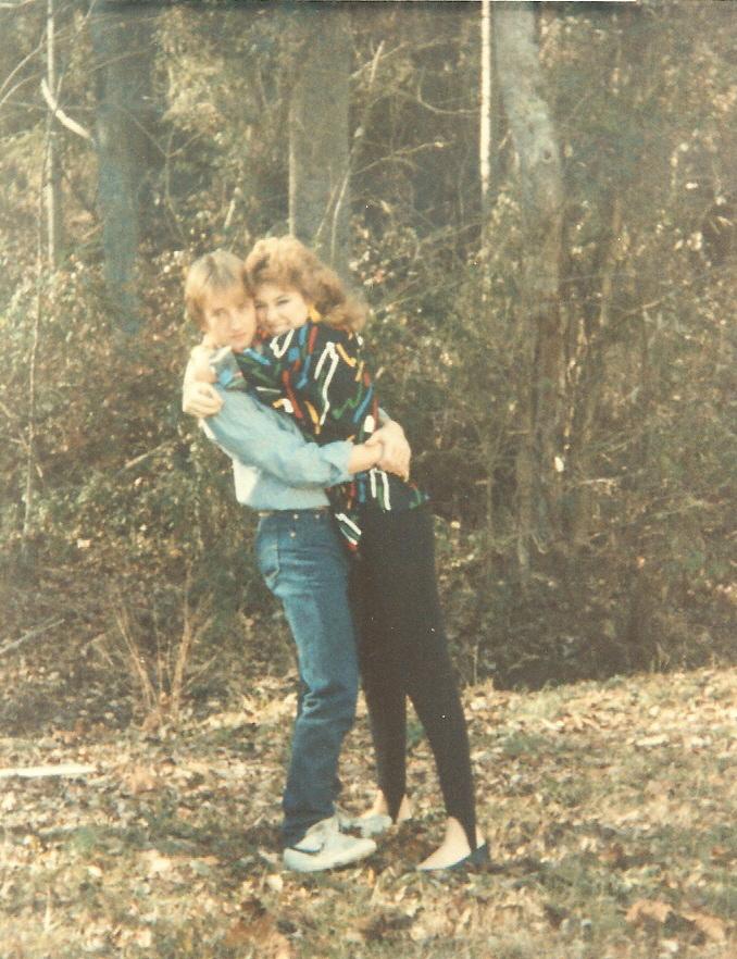 Vintage 80s stirrup pants