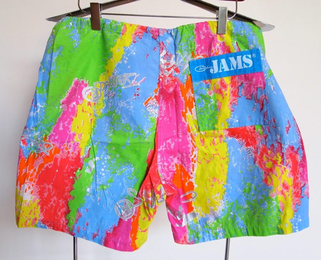 80s Jams shorts