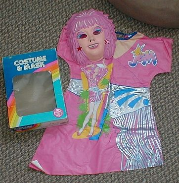 Vintage 80s Jem Costume