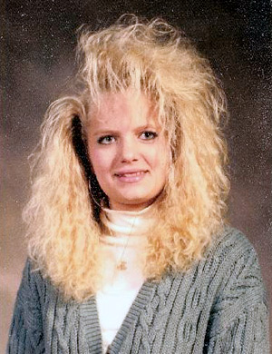 80s Hair: Big Bangs