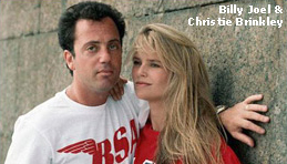 Billy Joel & Christie Brinkley