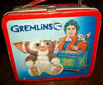 Gremlins lunchbox (photo credit: Gotham City Toy Store)