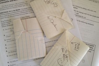 How to Fold Paper Notes 80s-Style