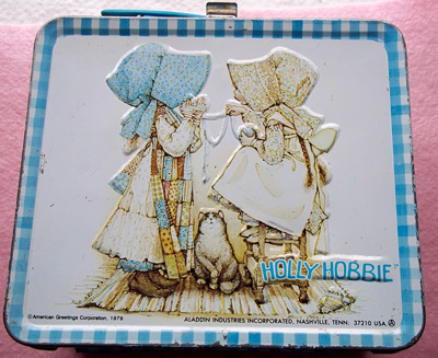 holly-hobbie-metal-lunchbox