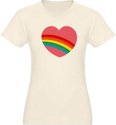 Rainbow Shirt by CafePress - Click to Buy
