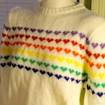 The Rainbow Connection: Rainbow Shirts