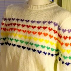 The Rainbow Connection: Rainbow Shirts