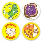 Smell the 80s: Trend's Scratch 'n Sniff Stickers