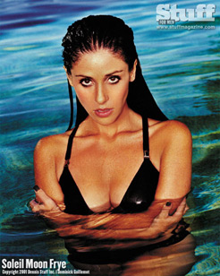 Now: Soleil Moon Frye Today