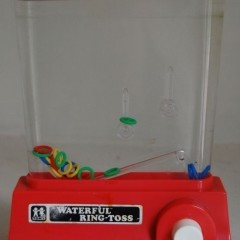 The Ring's the Thing: Waterful Ring Toss Game