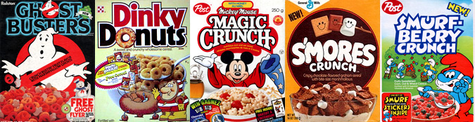 1980s cereal