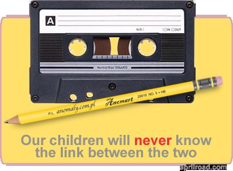 80s-memes-cassette-&-pencil