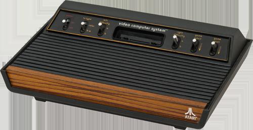 Atari 2600 6 Switch Console
