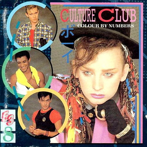 "Culture Club's ""Colour by Numbers"" album"