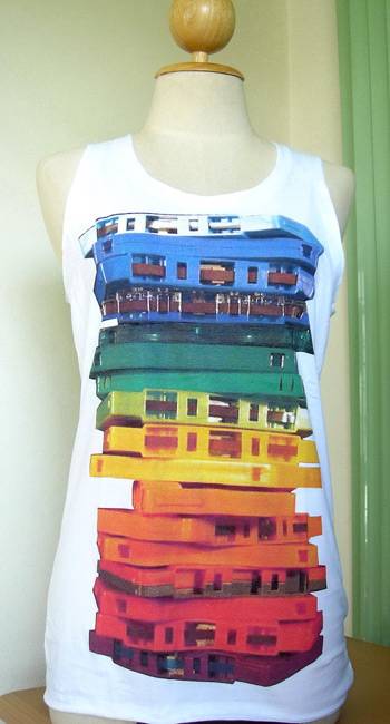Cassette Tapes Tank Top (photo credit: Mathanalai)