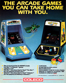 Coleco advertisment