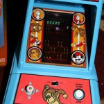Coleco Mini-Arcade Tabletop Games