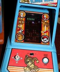 Coleco Mini-Arcade Tabletop Games