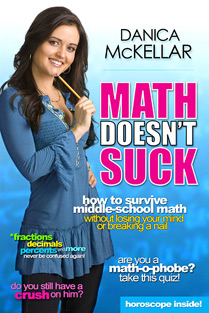 "Danica McKellar's ""Math Doesn't Suck"""