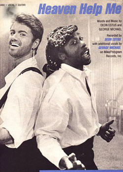 "Deon Estus and George Michael - ""Heaven Help Me"""