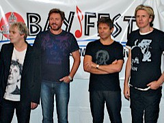 Thank You for the Music, Duran Duran!