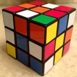 Gleaming the Rubik's Cube