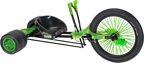 Get your own new Green Machine - Click here to buy!