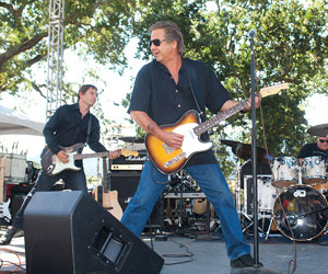 Greg Kihn and his son Ry