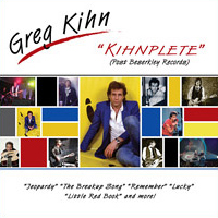 Greg Kihn's new album, 'Kihnplete'