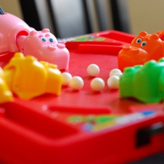 Hungry Hungry Hippos Madness