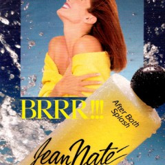 What a Splash! Jean Nate'