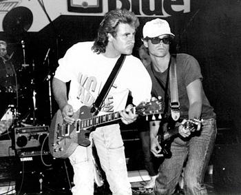 John Parr & Rob Lowe
