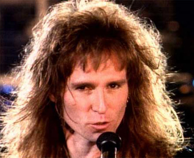 "John Waite in Bad English' video for ""When I See You Smile"""