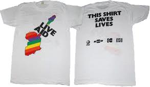 Live Aid T-Shirt
