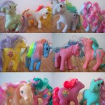 80s My Little Pony and Today's Bronies