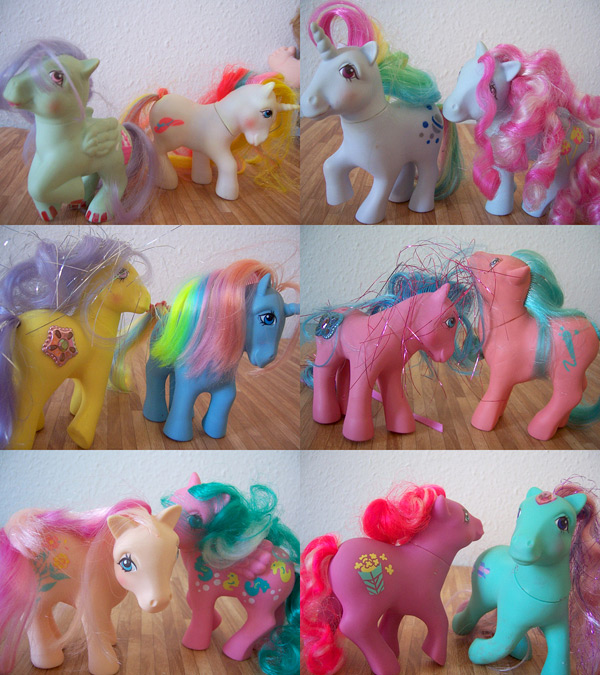 My Little Pony (photo credit: justdolls.info)