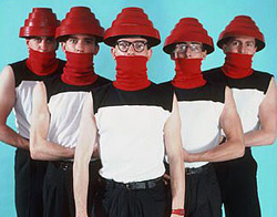 Some Of The New Wave Acts 1980s Were Just Plain Weird Devo Is A Perfect Example Formed In 1976 Hotbed Rock And Roll That Was Ohio