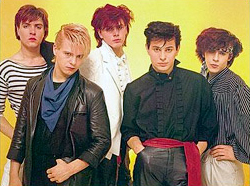 It Is Impossible To Have Escaped The 80s Alive Without Grooving At Least One Of Duran Durans Songs Based In England Simon Le Bon Nick Rhodes