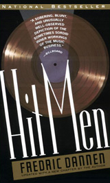 """The Hitmen,"" a book about the mafia's involvment in the music industry. Click here for more info."